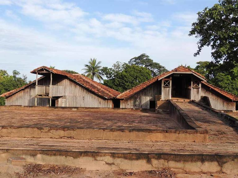 Fazenda Voltinha - Tulha